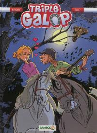Triple galop. Volume 7