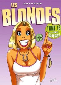 Les blondes. Volume 13