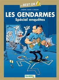 Les gendarmes, Spécial enquêtes