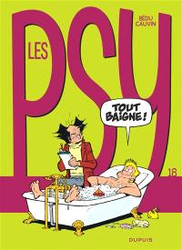 Les psy. Volume 18, Tout baigne !
