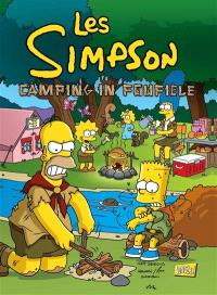 Les Simpson. Volume 1, Camping in foufièle