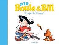 P'tit Boule et Bill. Volume 1, La partie de crêpes