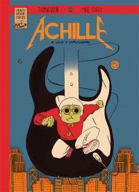 Achille : une aventure de Superpowerwonderman