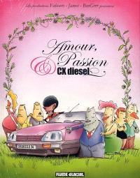 Amour, passion & CX diesel : pack série limitée découverte