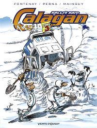 Calagan : rallye raid. Volume 3