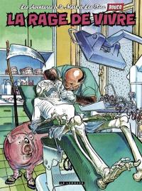 Les aventures de la mort et Lao-Tseu. Volume 1, La rage de vivre