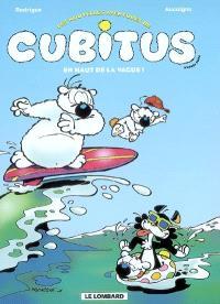 Les nouvelles aventures de Cubitus. Volume 3, En haut de la vague !