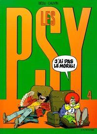 Les psy. Volume 4, J'ai pas le moral