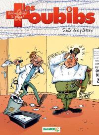 Les toubibs. Volume 8, Salle des plâtres