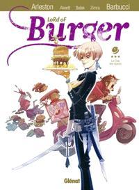 Lord of burger. Volume 1, Le clos des épices