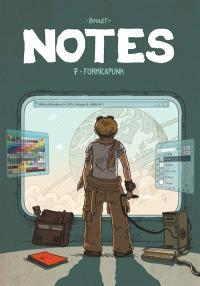 Notes. Volume 7, Formicapunk