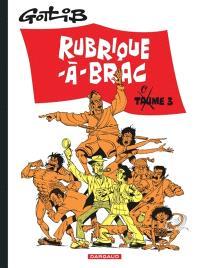 Rubrique-à-brac. Volume 3