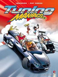 Tuning maniacs. Volume 3