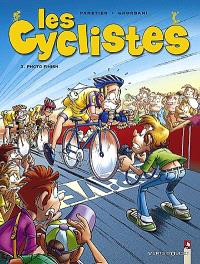 Les cyclistes. Volume 3, Photo finish