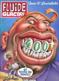 Fluide glacial, le 400e numéro : umour et bandessinées