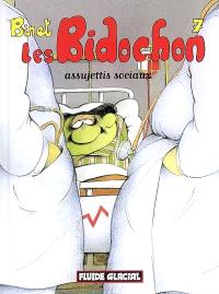 Les Bidochon. Volume 07, Assujettis sociaux