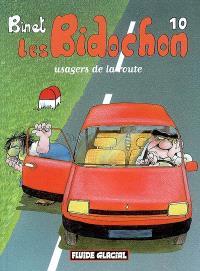 Les Bidochon. Volume 10, Usagers de la route