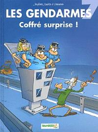 Les gendarmes. Volume 7, Coffré surprise !