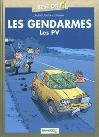 Les gendarmes, Les PV