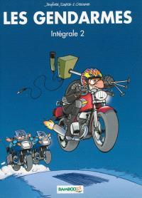 Les gendarmes : intégrale. Volume 2