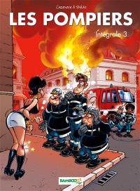 Les pompiers : intégrale. Volume 3