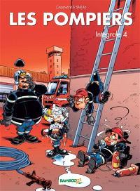 Les pompiers : intégrale. Volume 4