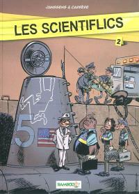 Les scientiflics. Volume 2