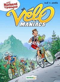 Les vélo maniacs. Volume 4