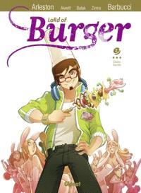 Lord of burger. Volume 2, Etoiles filantes