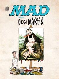 Mad présente Don Martin : 1956-1965 : le plus fou de tous les artistes fous de Mad