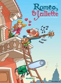 Roméo et Juliette. Volume 1, Les amours compliquées de Roméo et Juliette