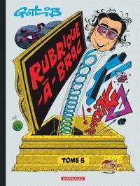 Rubrique-à-brac. Volume 5
