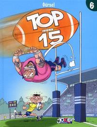 Top 15. Volume 6