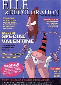 Valentine. Volume 1, Elle décoloration
