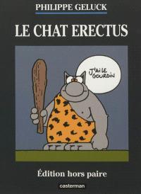 Coffret le Chat erectus : édition hors paire