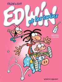 Edwin et les twins. Volume 1, Premières couches