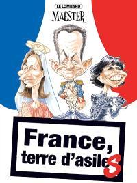 France, terre d'asile(s)