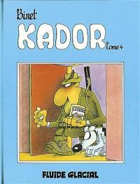 Kador. Volume 4