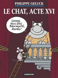 Le Chat. Volume 16, Le Chat, acte XVI