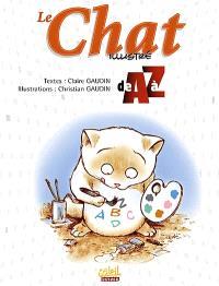 Le chat illustré de A à Z