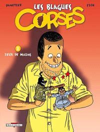 Les blagues corses. Volume 2, Jeux de mains