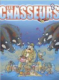 Les chasseurs. Volume 2