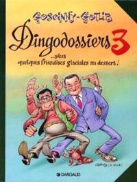Les Dingodossiers. Volume 3