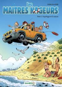 Les maîtres nageurs. Volume 2, Coquillages & crustacés