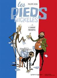 Les Pieds nickelés. Volume 2, Le candidat providentiel