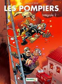 Les pompiers : intégrale. Volume 2