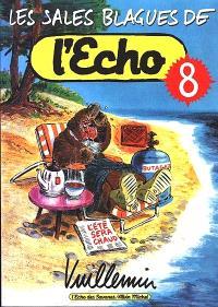 Les sales blagues de l'Echo. Volume 8