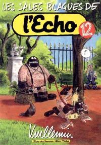 Les sales blagues de l'Echo. Volume 12