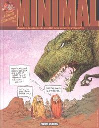 Minimal : bandes dessinées de qualité pour pauvres et incultes