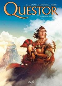 Questor. Volume 2, L'affaire atlante